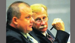Yuma mayor Al Krieger, on right, sues council, city staff over legal fees