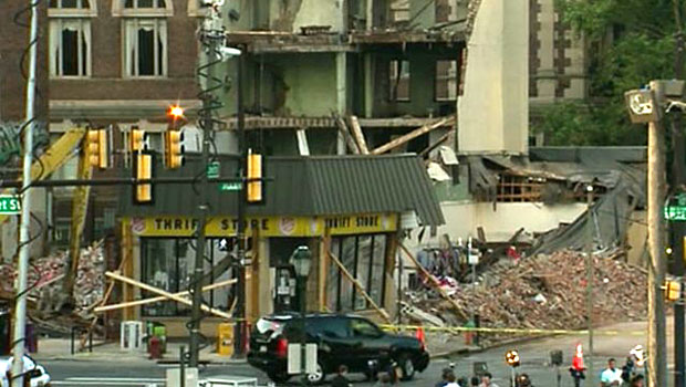 Manslaughter Charges Expected for Crane Operator in Philadelphia Building Collapse