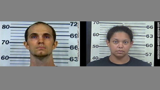 Man, girlfriend indicted in Tennessee quadruple slaying